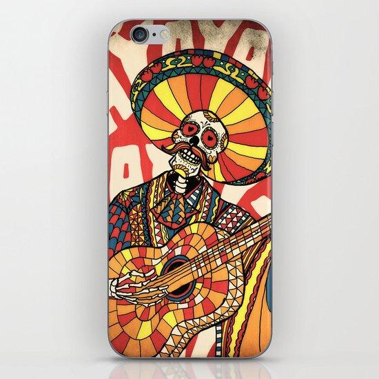 Mariachi iPhone & iPod Skin