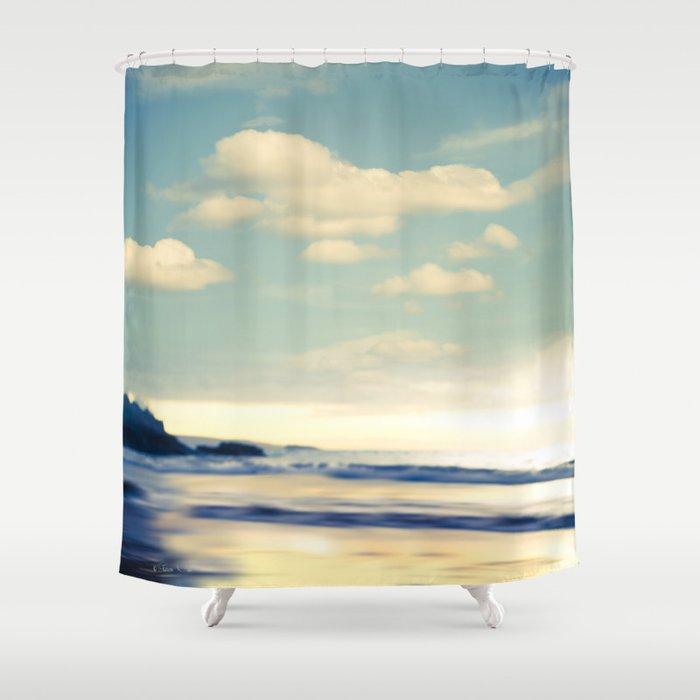curtains ideas beachy shower curtain beach shower curtain by sharon