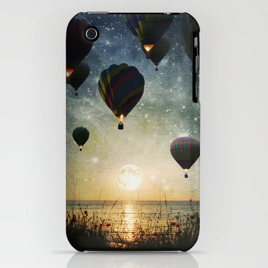 Lighting the night iPhone & iPod Case