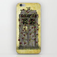 Rose- Doctor Who iPhone & iPod Skin