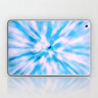 TIE DYE - LIGHT BLUE Laptop & iPad Skin