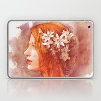 Flower scent Laptop & iPad Skin