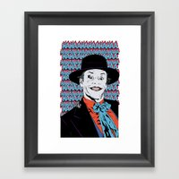You Can Call Me...Joker! Framed Art Print