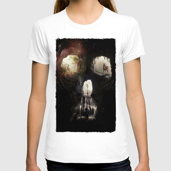 Cave Skull T-shirt