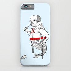 On the merman's propensity towards intemperance, pugnacity, and adultery iPhone 6s Slim Case