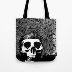 caveira Tote Bag