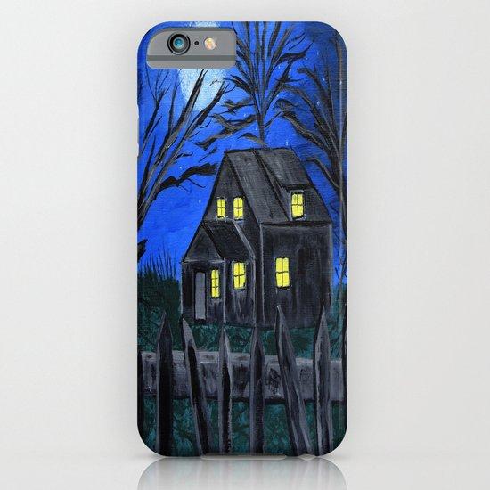 Halloween night iPhone & iPod Case