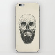 The beard is not dead iPhone & iPod Skin