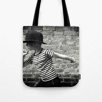 Juvenile Jazz 5 Tote Bag