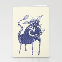 Blue Boar Stationery Cards