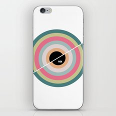 Split Decision iPhone & iPod Skin