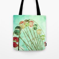 A Summer's Day Tote Bag