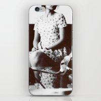 Lila iPhone & iPod Skin