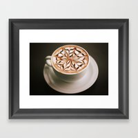 Hot Chocolate Done Righ… Framed Art Print
