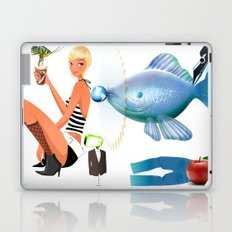 Surrealism Laptop & iPad Skin