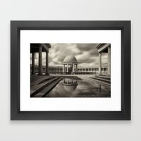 Eaton Park, Norwich, Nor… Framed Art Print