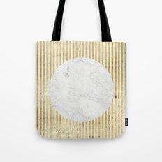inverse gOld sun Tote Bag