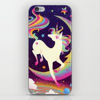 Let's Be Frank About Unicorns iPhone & iPod Skin