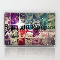 Starlight Rangers Omega Edition Laptop & iPad Skin