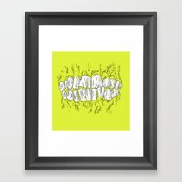 DKH - Album Art Framed Art Print