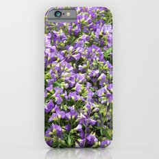 overwhelming blue iPhone 6 Slim Case