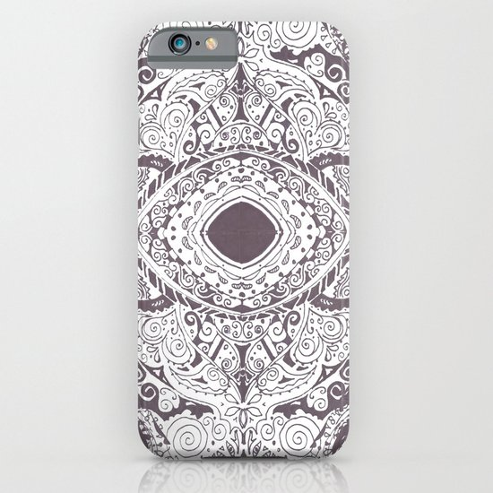 Pumpkin Artwork iPhone & iPod Case
