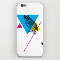 HYPSTER OWL iPhone & iPod Skin