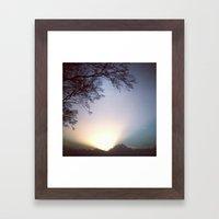 Spoton Framed Art Print