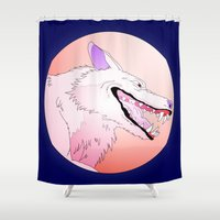 Moro Shower Curtain