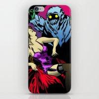 YETI ATTACK iPhone & iPod Skin