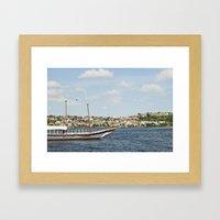 Ribeira Framed Art Print