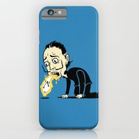 iPhone & iPod Case featuring Wasted Time by Lutfi Zayed
