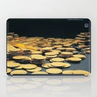 Gold Coins iPad Case