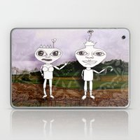 king and queen Laptop & iPad Skin