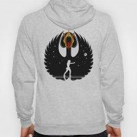 Queen Swan Hoody