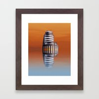 Art Deco Framed Art Print