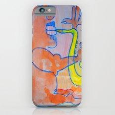 Free Jazz iPhone 6s Slim Case