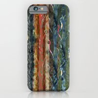 Trunks of Trees iPhone 6 Slim Case