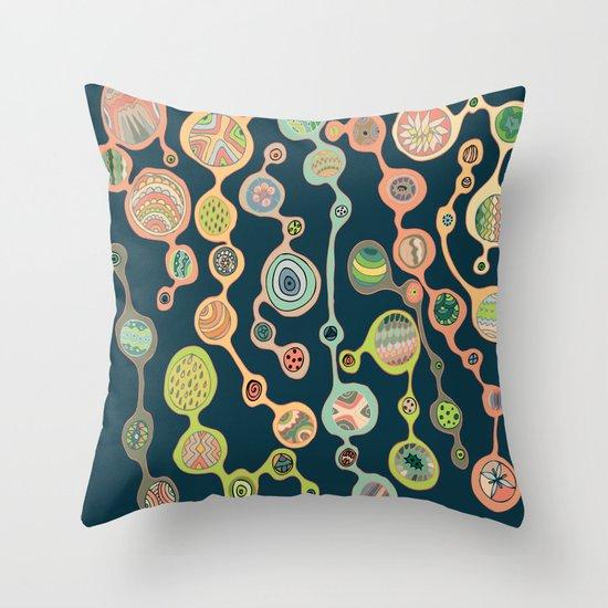 O-o- creations Throw Pillow