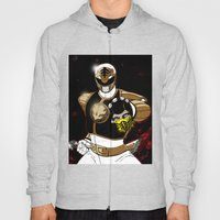 White Ranger Vs. Scorpion Hoody