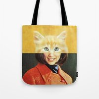 Cature, Part II Tote Bag