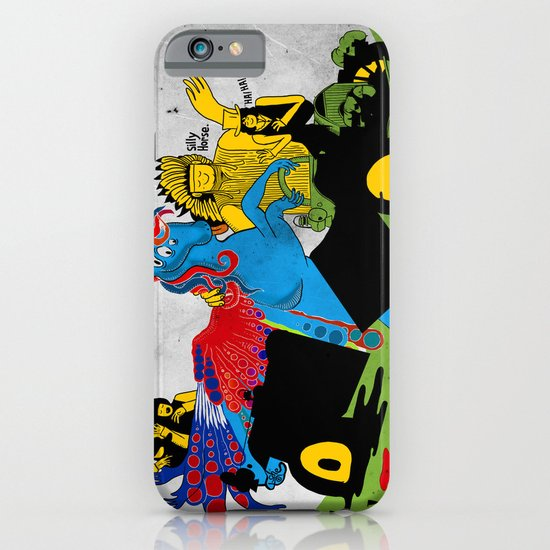 """Americana"" by Steven Fiche iPhone & iPod Case"