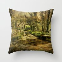 Hunworth Ford Throw Pillow