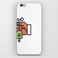 Mr.Tea iPhone & iPod Skin