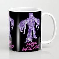 Made Of Wolves Mug