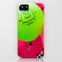 iPhone 5s & iPhone 5 Cases featuring Yo Gabba Gabba by SheRox Photography.