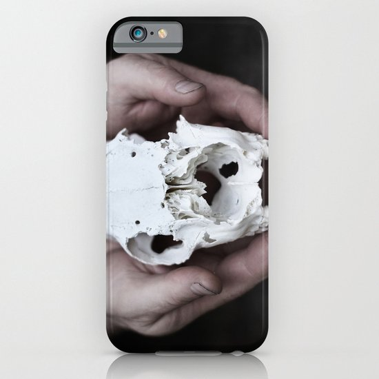The wild flowers grows here iPhone & iPod Case