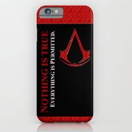 Assassin's Creed Nothing… iPhone 6 Slim Case