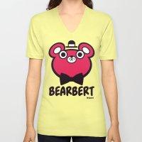 Bearbert Unisex V-Neck