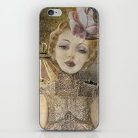 The Life Of A Girl In Th… iPhone & iPod Skin